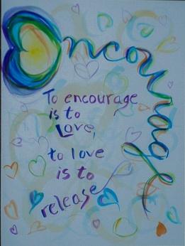 Encourage