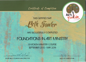 art fruition arts ministry